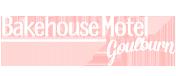 Bakehouse Motel Logo